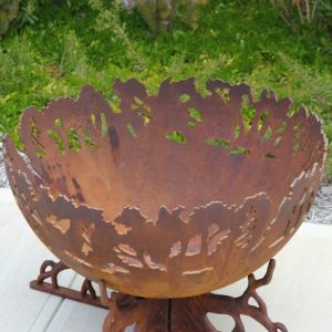 Kings Park Fire Pit/Planter