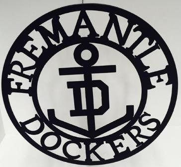 DOCKERS WALL ART