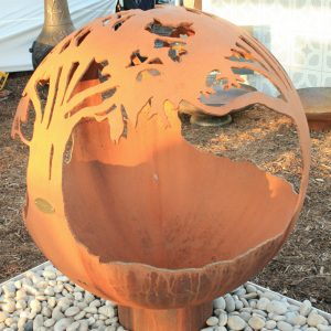 Blue Mountain Fire Pit/Planter