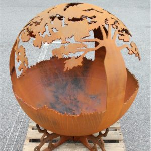 Boab Fire Pit/Planter