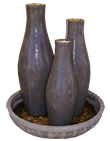 Fibre Stone Jug water feature